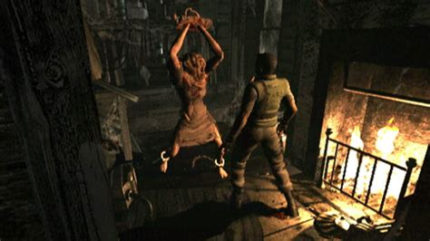 Re4 Cabin Fight by Top Ten Resident Evil Scary Moments