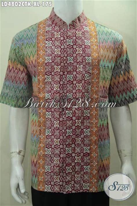 Terlaris Spesial Kemeja Batik Pria Lengan Pendek Hem Batik hem batik koko lengan pendek cap tulis baju batik spesial