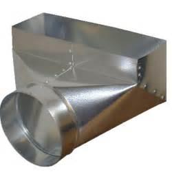 boat hvac fan duct register boot sheet metal vent