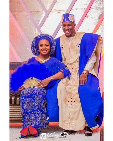 Traditional Wedding by Yoruba Traditional Wedding Inspiration