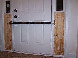 door safety bar image for best sliding glass door