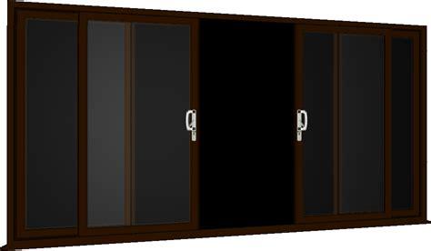 pane patio doors rosewood sliding patio doors 4 pane upvc