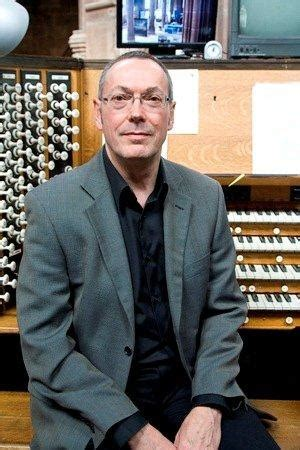 Organ Professor And Organist Christoph College Choir Christopher Stokes