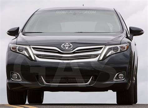 Toyota Venza Accessories Canada Toyota Venza Chrome Grill Custom Grille Grill Inserts