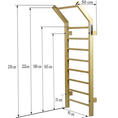 span functional wall bars outdoor gym ideas aparelho