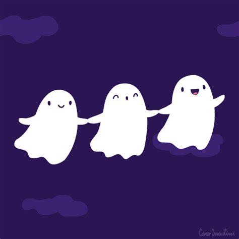 cute happy halloween gif sayings cartoons