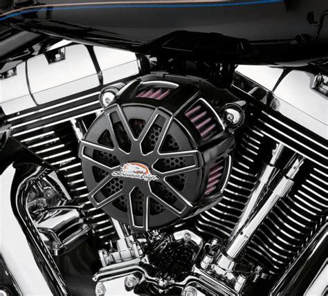 Lu Eagle Motor 29400127 chisel luftfilter schwarz sportster ab 07