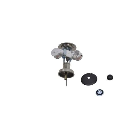 ceiling fan replacement light air cool langston 60 in rubbed bronze ceiling fan replacement light kit 165342014 the