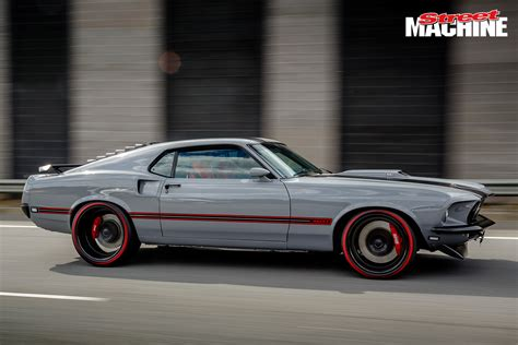 mustang machinery sidchrome 1969 mach 1 ford mustang episode four