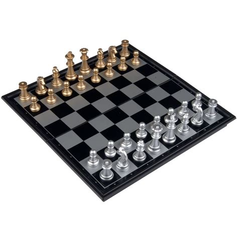 magnetic chess travel magnetic chess set 9 7 quot board games messiah