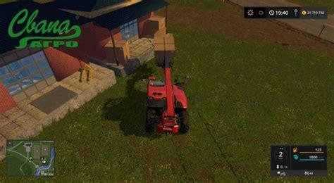 sa storage pallets v1 0 0 farming simulator 2017 mods