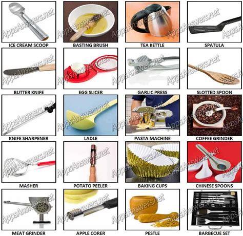 100 pics kitchen gadgets utensils level 21 level 40
