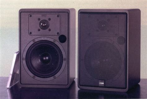 bookshelf speakers canton plus d review and test