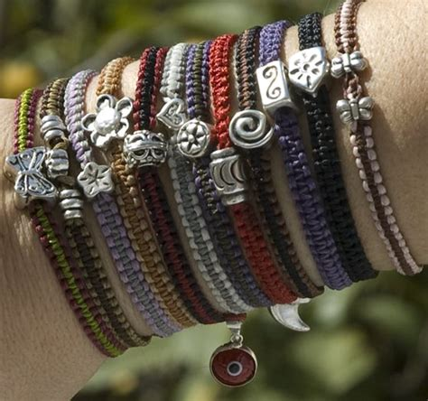 Handmade Macrame Bracelets - best 25 handmade bracelets ideas on diy