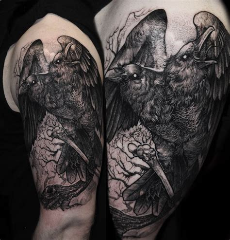 artist tattoos robert borbas artist the vandallist