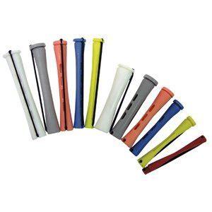permantent rod sizws amazon com 4 dozen 48 short perm rods blue 1 4