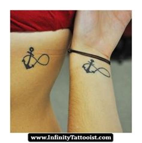 meaning of anchor tattoo for couples my infinity tattoo with my children s initials my pins