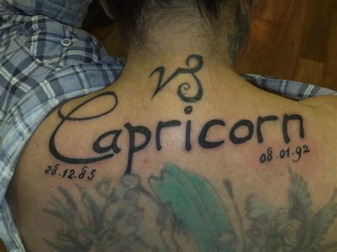 capricorn tattoo design capricorn tattoos designs ideas and meaning tattoos for you