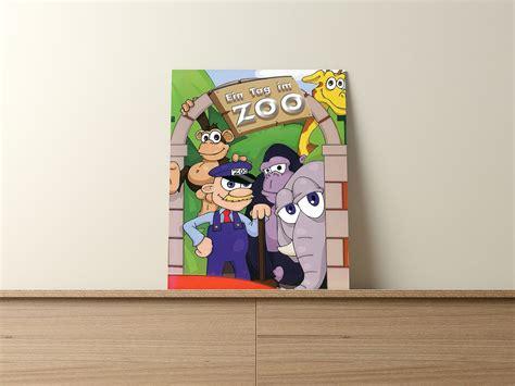 im zoo kinderbuch deutsch englisch personalisiertes kinderbuch ein tag im zoo