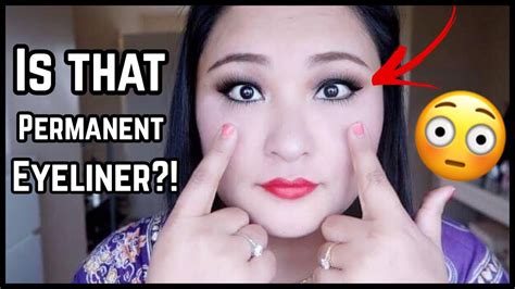 eyeliner tattoo youtube my permanent eyeliner questions answered makeup tattoo