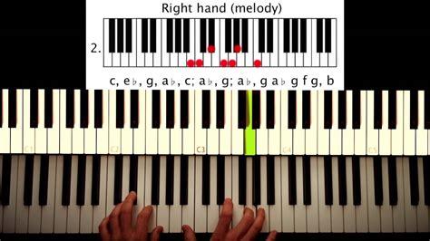 tutorial piano eminem how to play eminem the real slim shady original piano