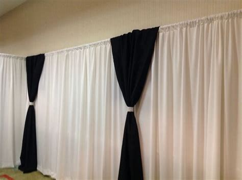 pipe and drape dallas wedding supplies rental at once party rental