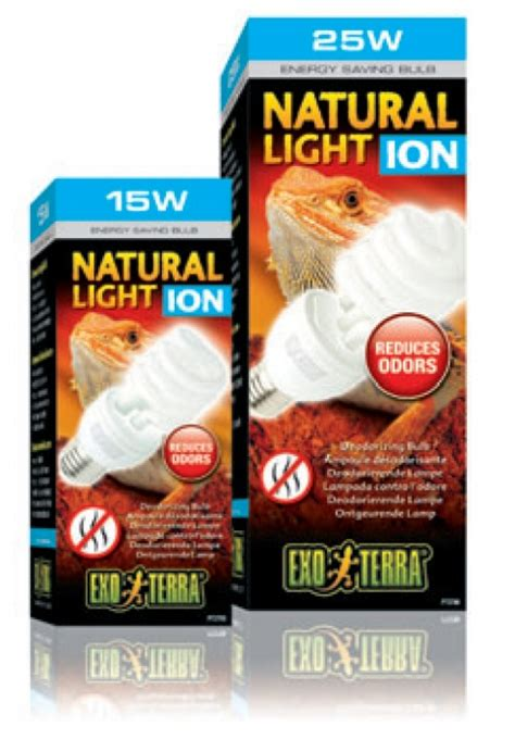 Exoterra Uvb 150 25w exo terra light ion compact 25w pt3786 compact uvb reptile shop