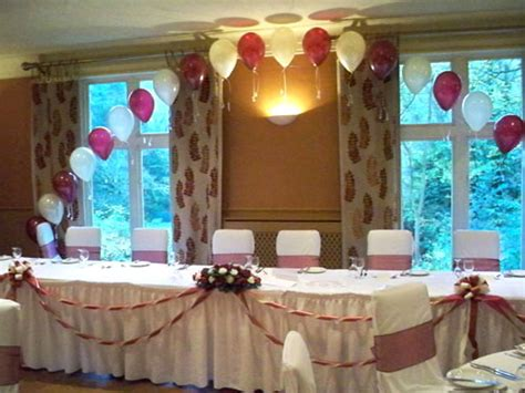 venues weve decorated balloons chair cover hire wedding wedding gallery balloon expressions of telford shropshire