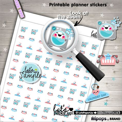 free printable laundry planner stickers 60 off laundry stickers printable planner stickers