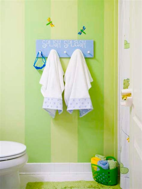 Childrens Bathroom Ideas Kid S Bathroom Decor Pictures Ideas Tips From Hgtv Hgtv