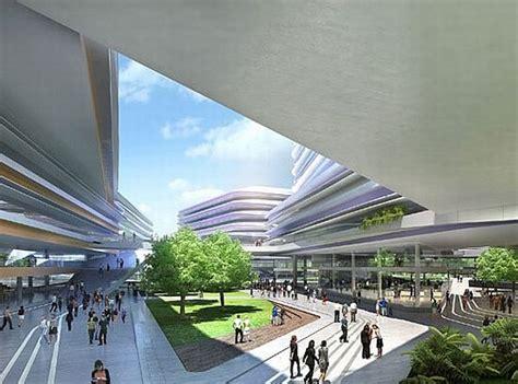 university design proposal unstudio s sutd cus proposal will promote green