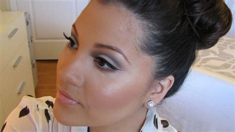 makeup tutorial jennifer lopez jennifer lopez oscars 2012 makeup tutorial youtube