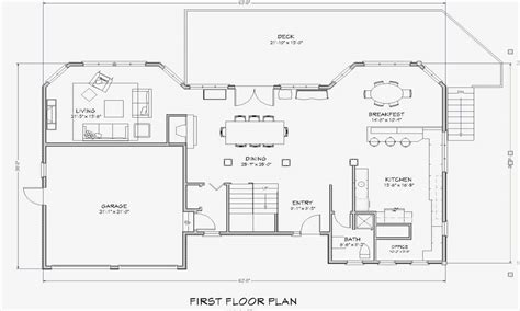 awesome house blueprints house blueprints awesome house floor plan house plans e story lake house