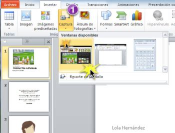 como insertar imagenes png en latex power point 2010 191 c 243 mo insertar capturas de pantalla