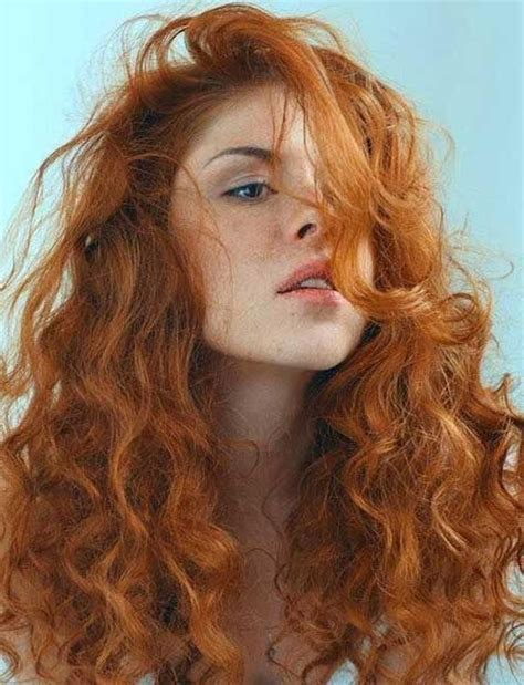 red book 20 best haircuts 20 best ideas of long hairstyles for red hair