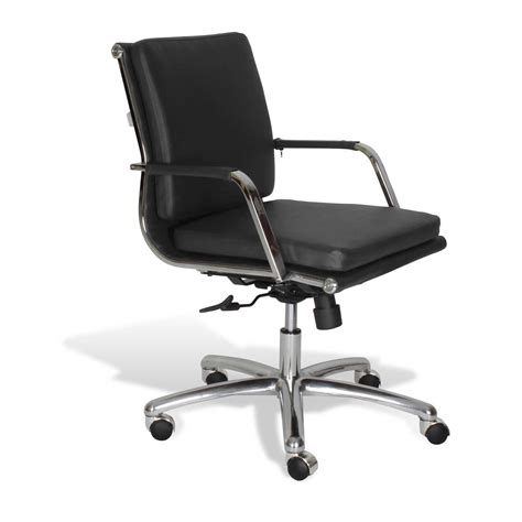padded desk chair soft padded low back desk chair in office chairs