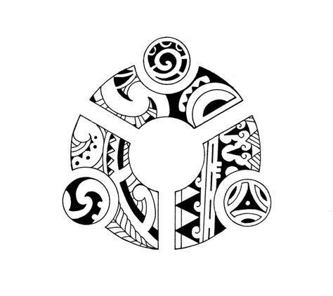 maori ring tribal by travthemad on deviantart