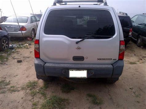 Nissan Xterra Jeep Nissan Xterra Jeep For Sale 950 Asking Autos Nigeria
