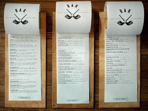 menu layout ideas 517 best images about restaurant menu design on pinterest