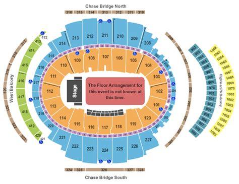 phish msg seating chart phish square garden new york tickets