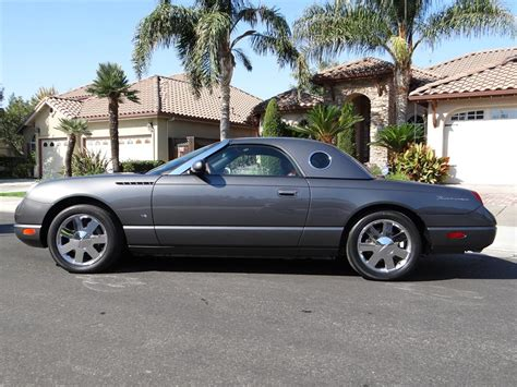 2003 ford thunderbird convertible 162027