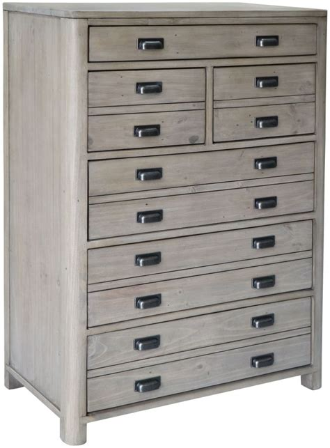 Ready Assembled Pine Chest Of Drawers by Lynx Walnut And Black 6 Drawer Chest Pre Assembled Fs