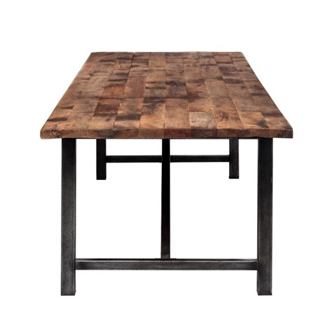 Timothy Oulton Axel Dining Table Timothy Oulton Axel Mk2 Parquet Dining Table