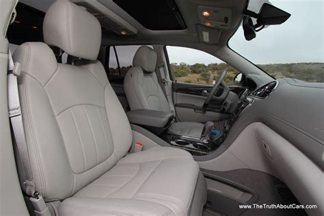 review 2014 buick enclave with the about cars