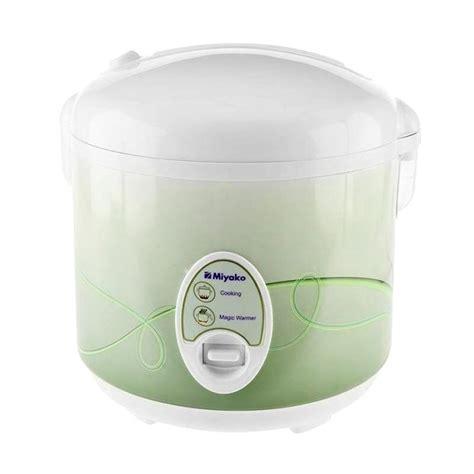 Miyako Rice Cooker Mcm 508 1 8 L jual miyako mcm 508 magic 1 8 ltr harga kualitas terjamin blibli