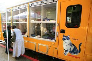 seattle humane society dogs adoption vehicle takes pets to where the are the seattle times