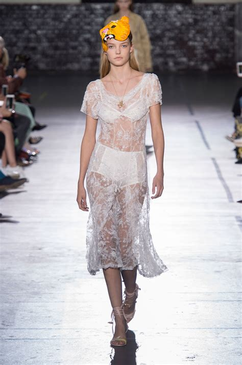 Fashion Week Galliano by Galliano At Fashion Week 2017 Livingly