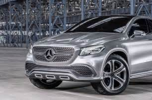 Mercede Suv Mercedes Concept Coupe Suv Revealed In Beijing Motor Show
