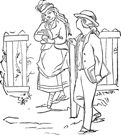 vintage baby coloring pages the young gentleman a free coloring page from free