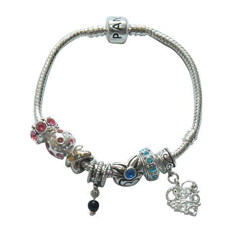 pandora bracelet pandora charm bracelet the fashion tag